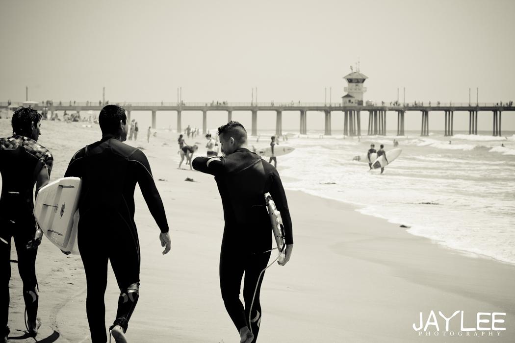 California Beach Wedding Photography