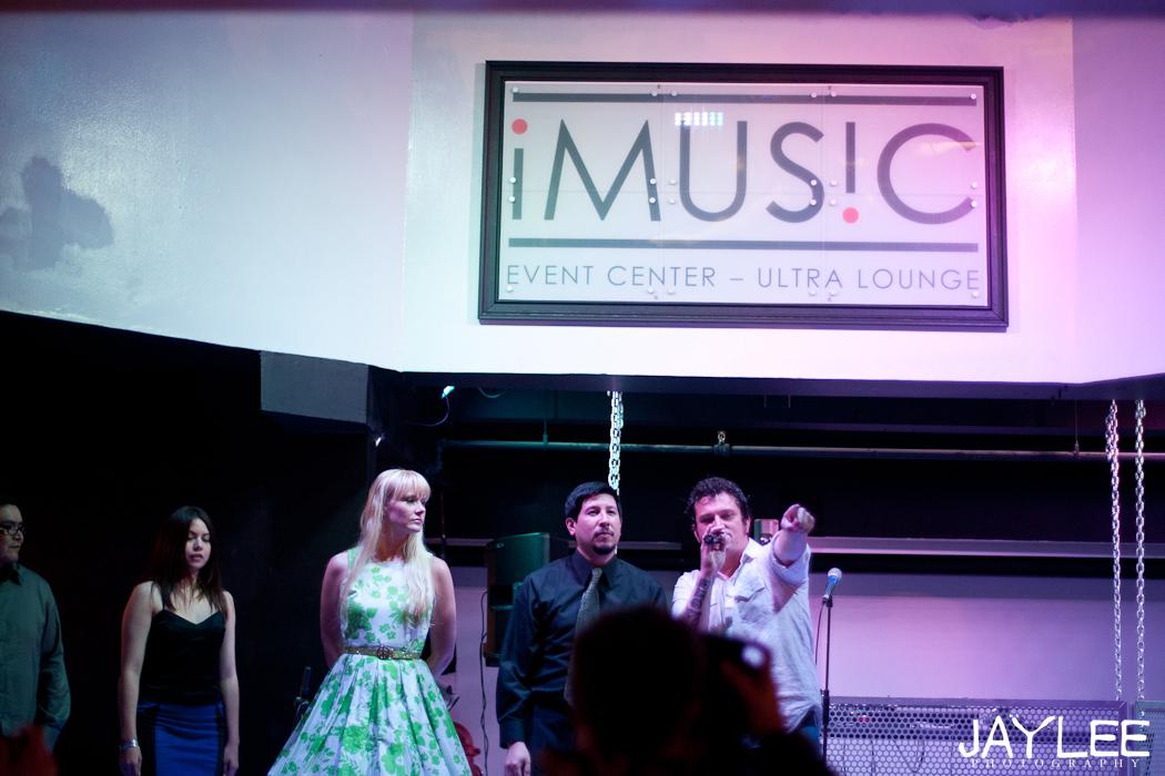iMusic Art Show Photographs