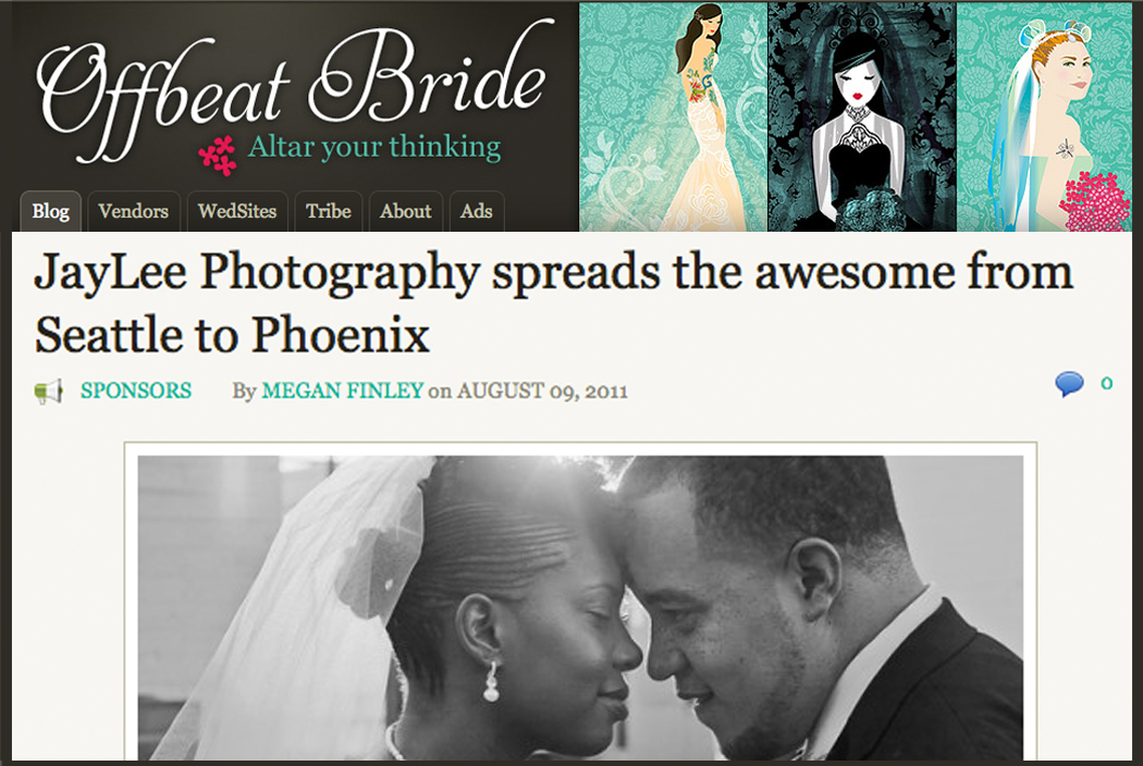 offbeat bride photographers