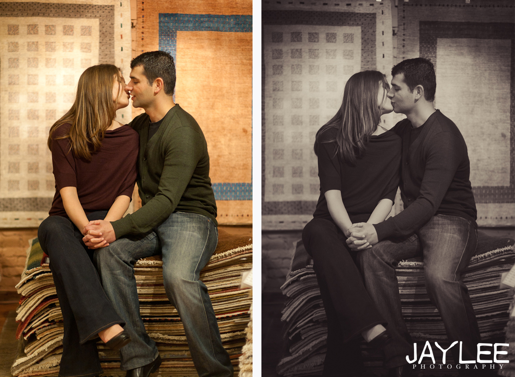 Seattle Engagement Session, Seattle Engagement Photographer, Seattle Couples Photography