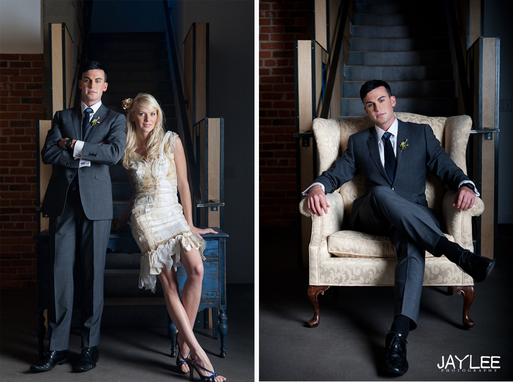 Trillum Custom Tailor Bellevue Wedding