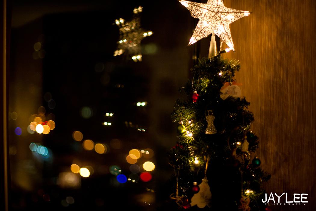 christmas portland, christmas westin hotel, seattle husband and wife photographers, portland husband and wife photographers