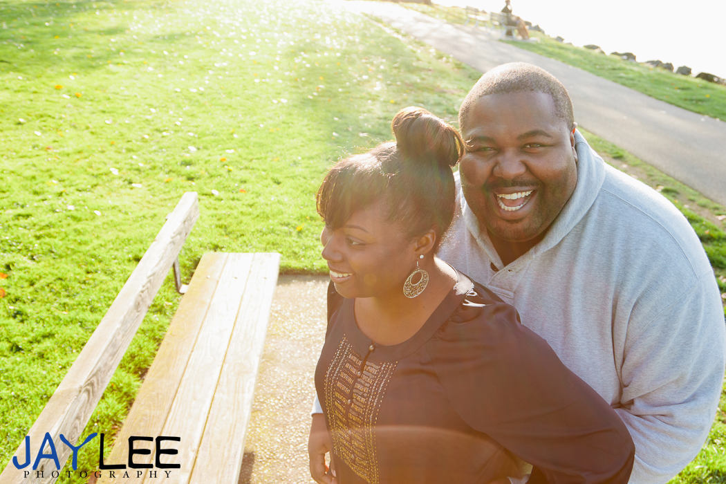 Sunny Engagement Photography, Fall Engagement Session