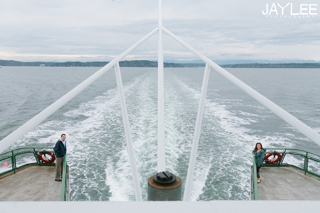 seattle engagement photography, ferry engagement photography, beautiful engagement photography seattle, good photographer in seattle