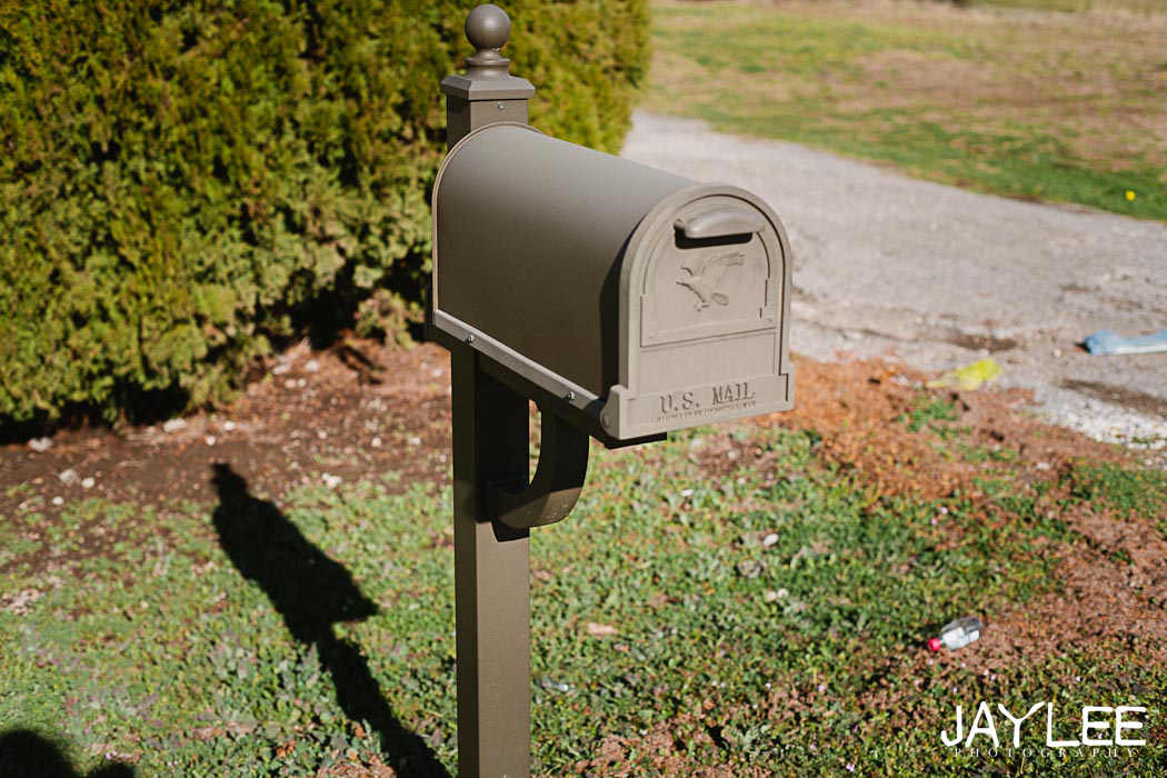 U.S. Mail mailbox, mailbox photo, texas landscape photos