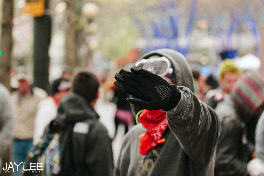 Seattle May Day Protests