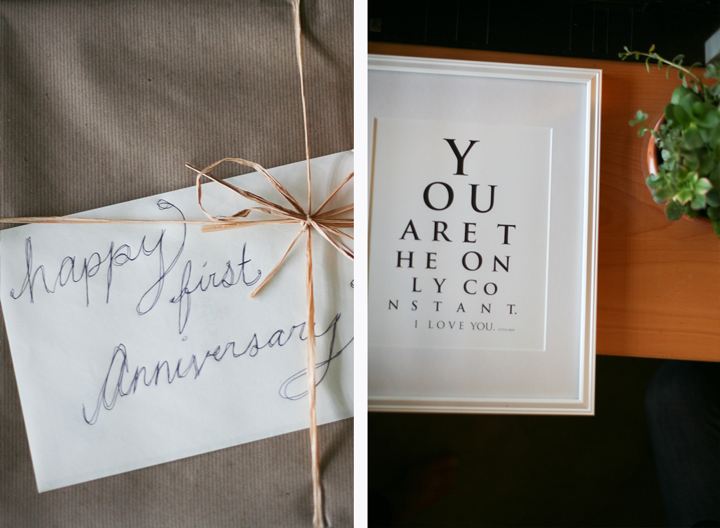 1 Year Wedding Gift Suggestions : ... marriage gifts first anniversary, 1 year of marriage gifts