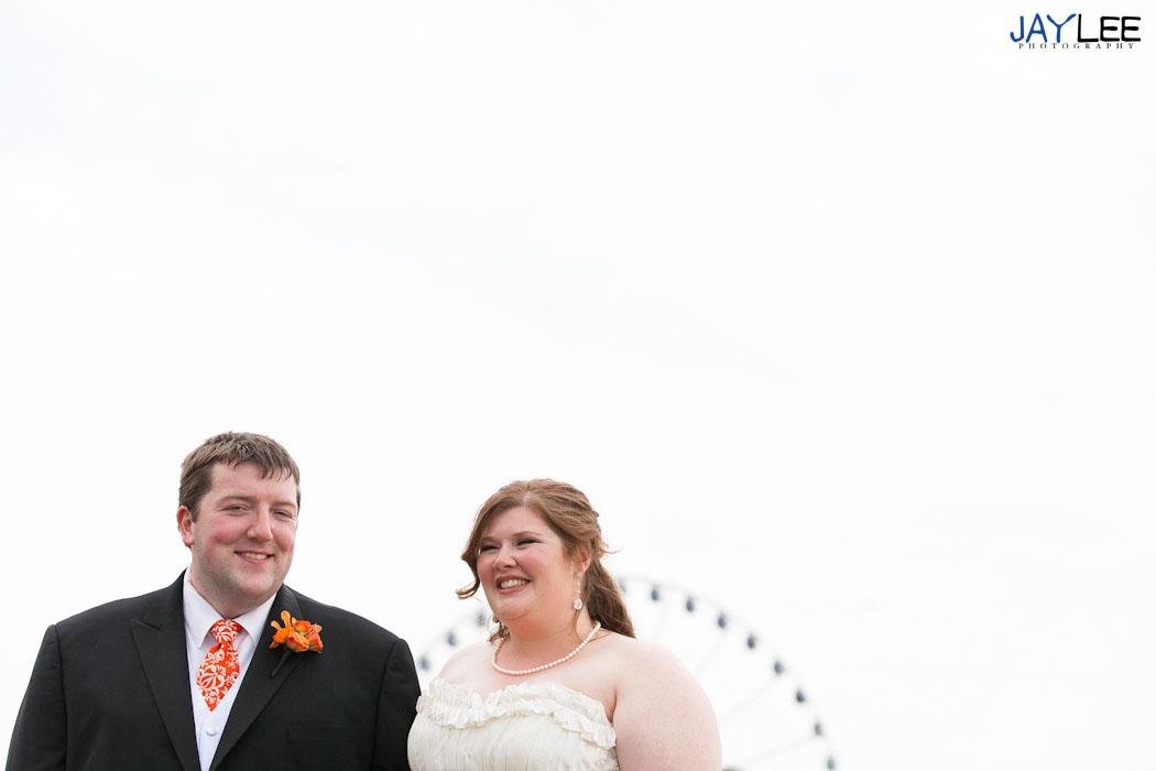 ferris wheel wedding photography, ferris wheel wedding photography seattle