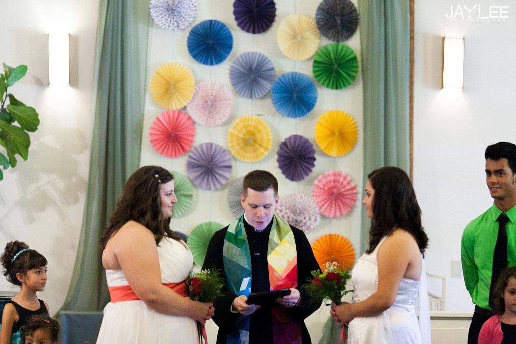 lesbian wedding photography, unique wedding photography seattle