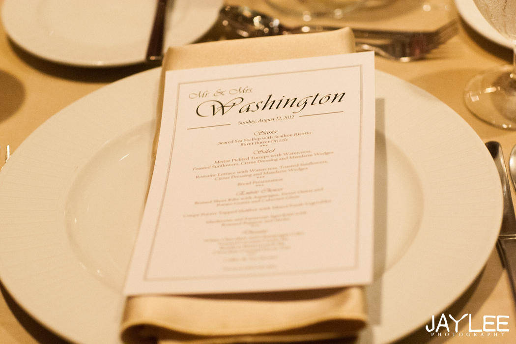 hyatt seattle reception wedding