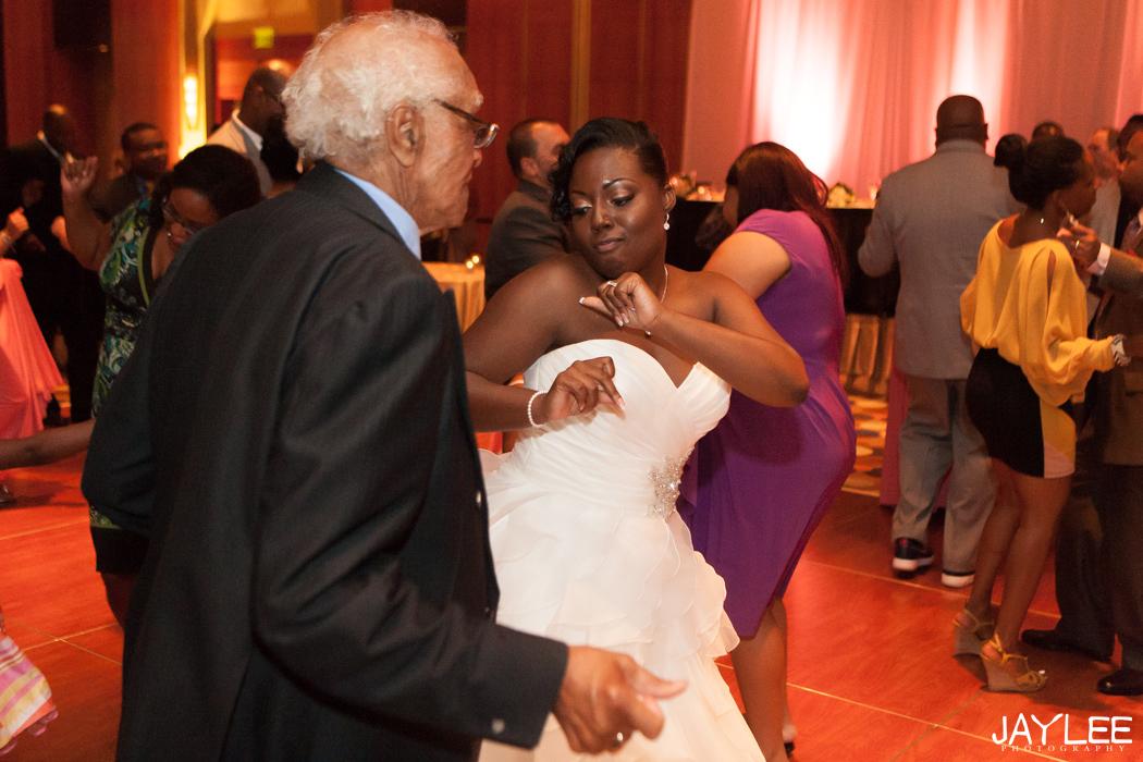dance photography, hyatt wedding photography