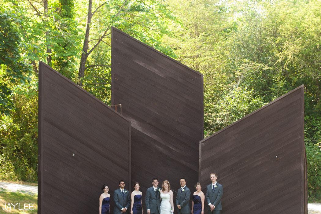 wedding party photos, seattle wedding photography, seattle wedding photographers, bridal party photography seattle