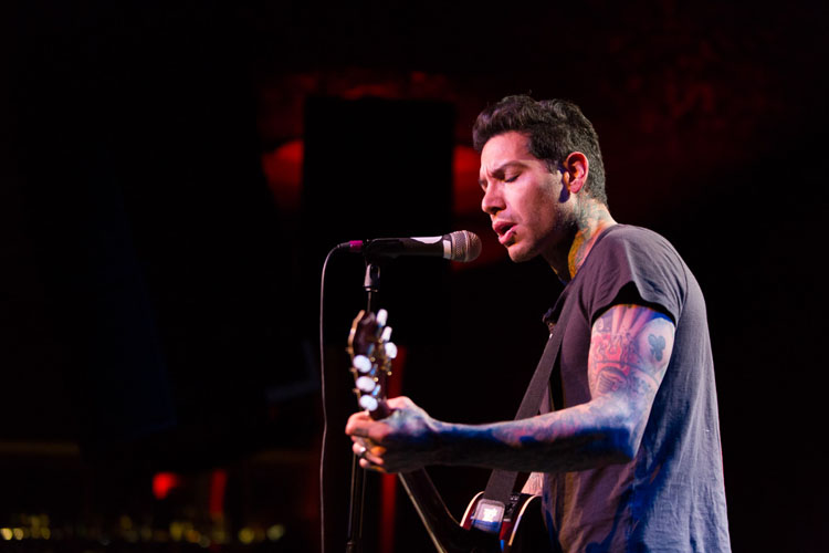 Mike Herrera of MXPX