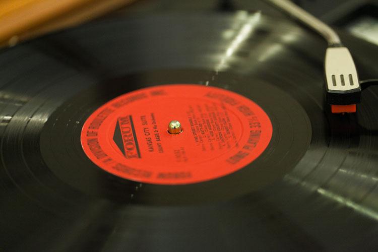 wedding reception vinyl playlist