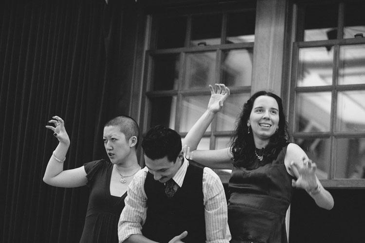 story games wedding reception