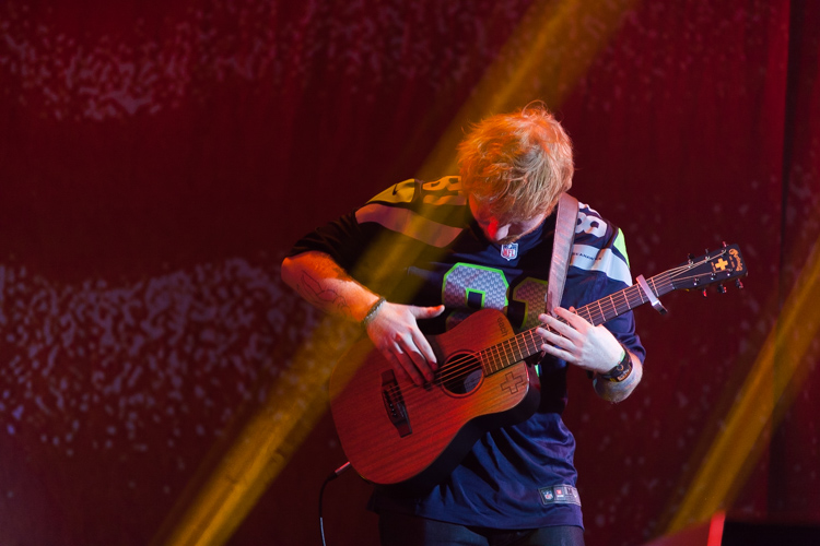 ed sheeran red tour