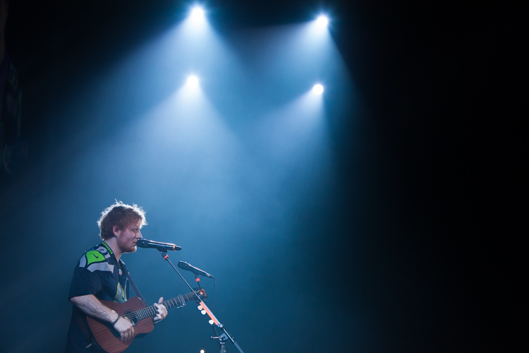 ed sheeran tacoma dome