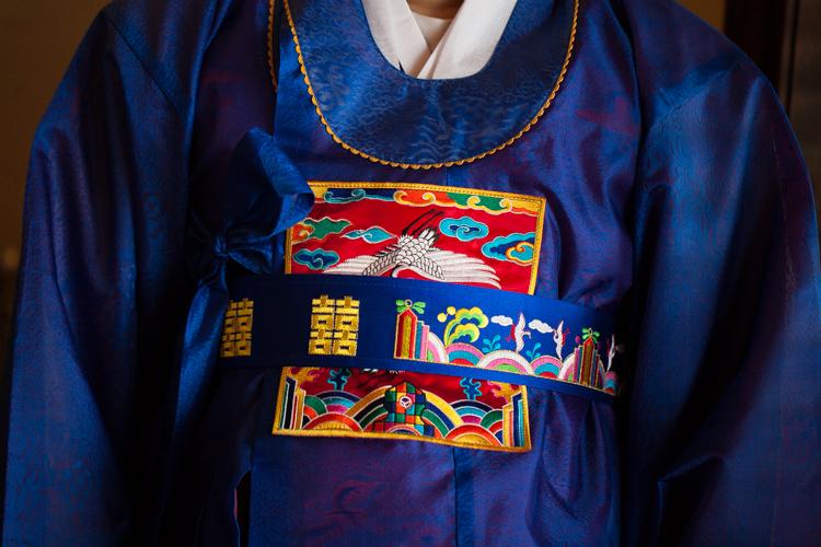 Hanbok groom