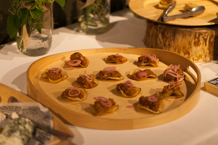 skillet appetizers for wedding reception
