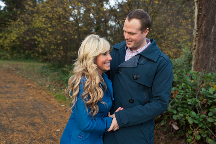 fall engagement in lincoln park