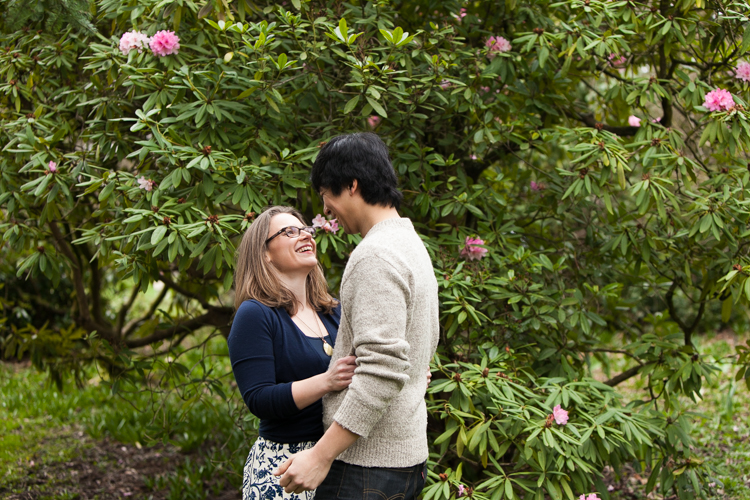 engagement photographer in seattle washington