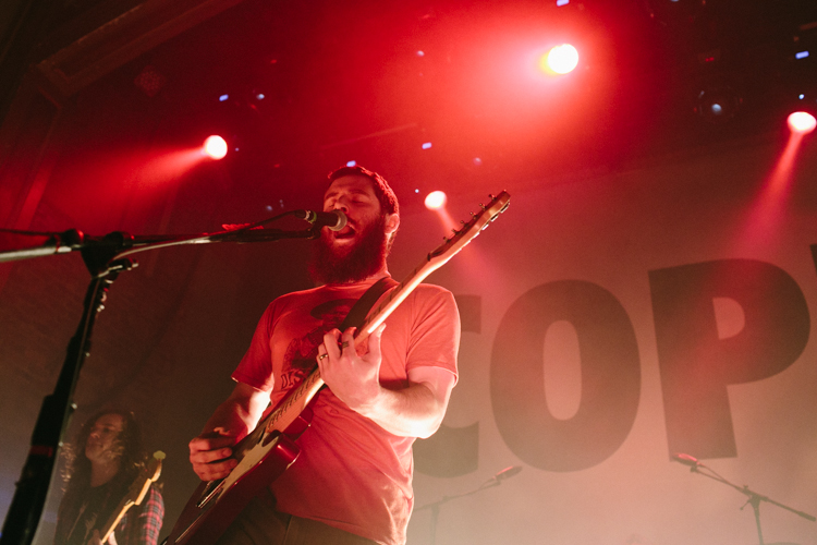 manchester orchestra at the neptune theatre seattle