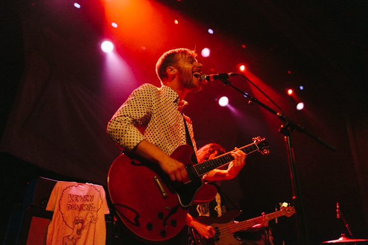 kevin devine at the neptune seattle