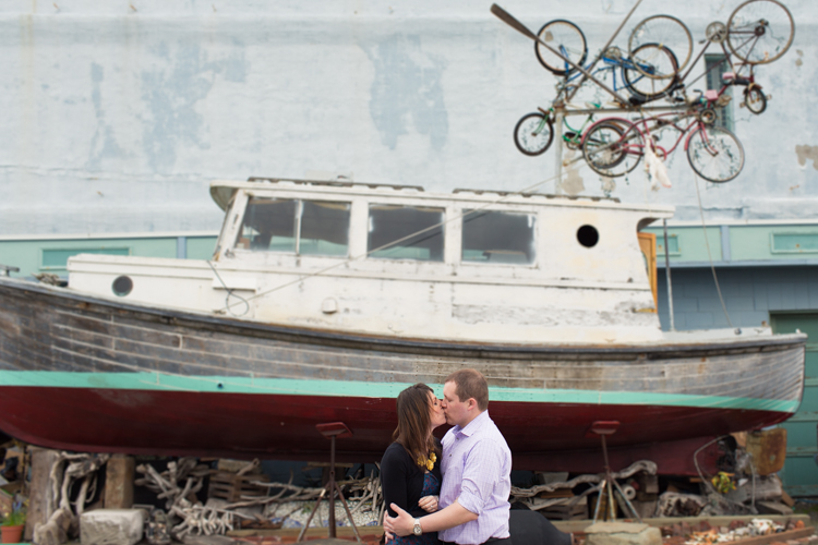 port townsend engagement photography
