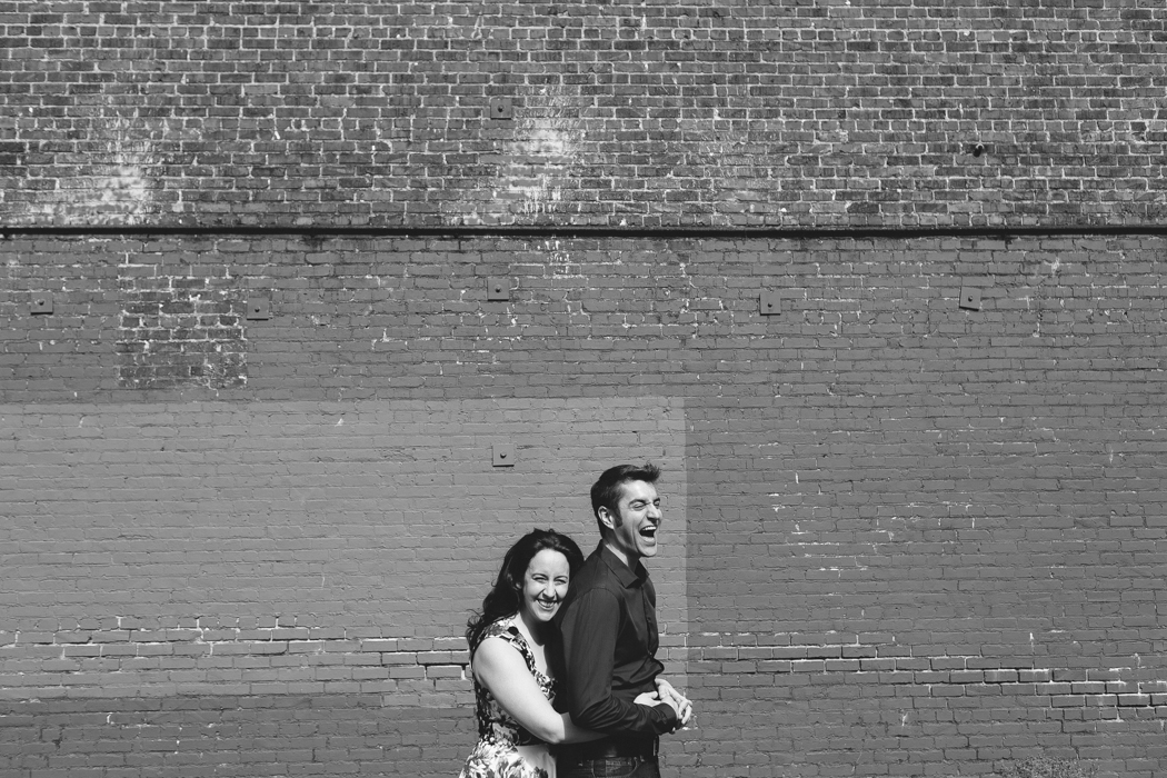 unique engagement session seattle