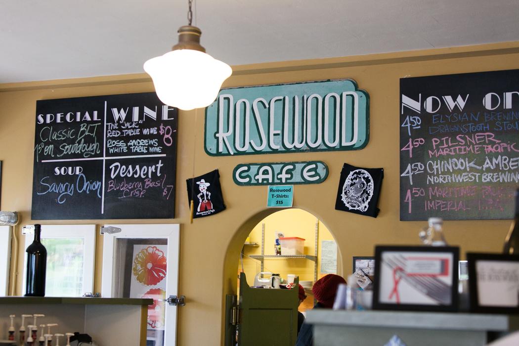rosewood cafe