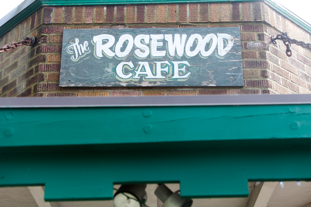 the rosewood cafe