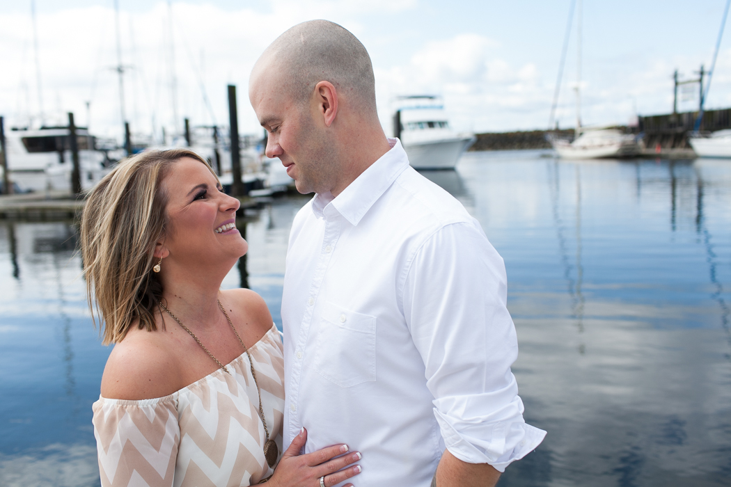 seattle marina engagement
