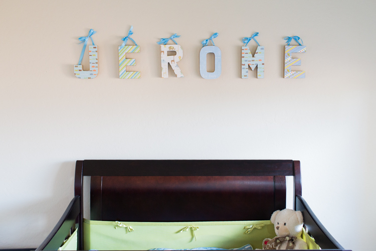 baby room photography