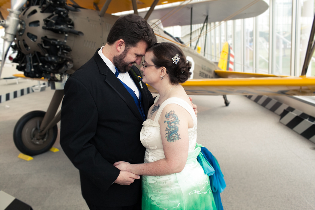 offbeat bride seattle photographer