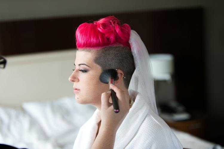 offbeat bride wedding photography, seattle wedding photographer