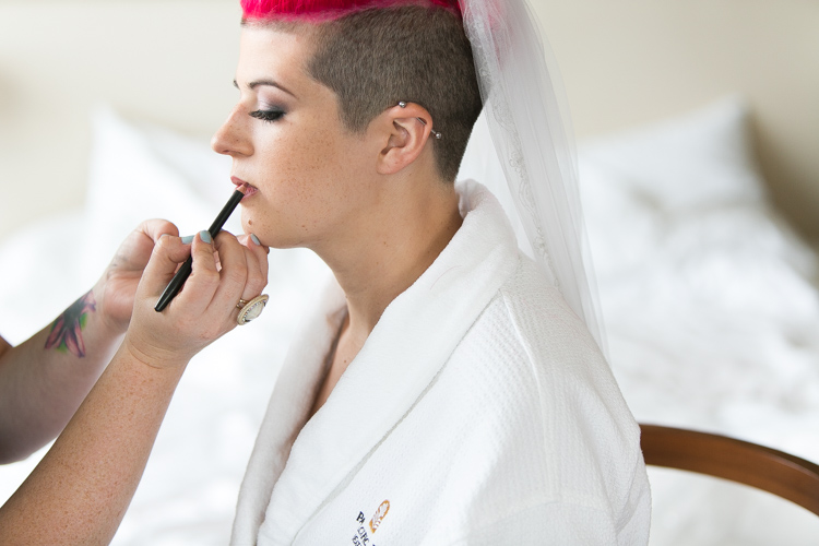 beautiful getting ready photography pan pacific hotel