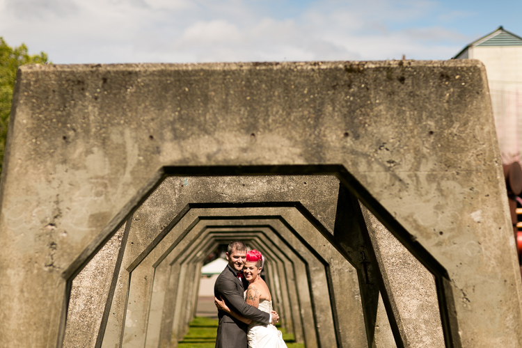 gasworks park wedding photographer