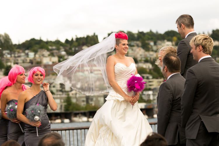 beautiful unique wedding photography