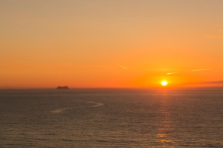 sunset port angeles, wa