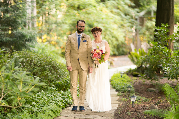 seattle offbeat wedding photogrpaher