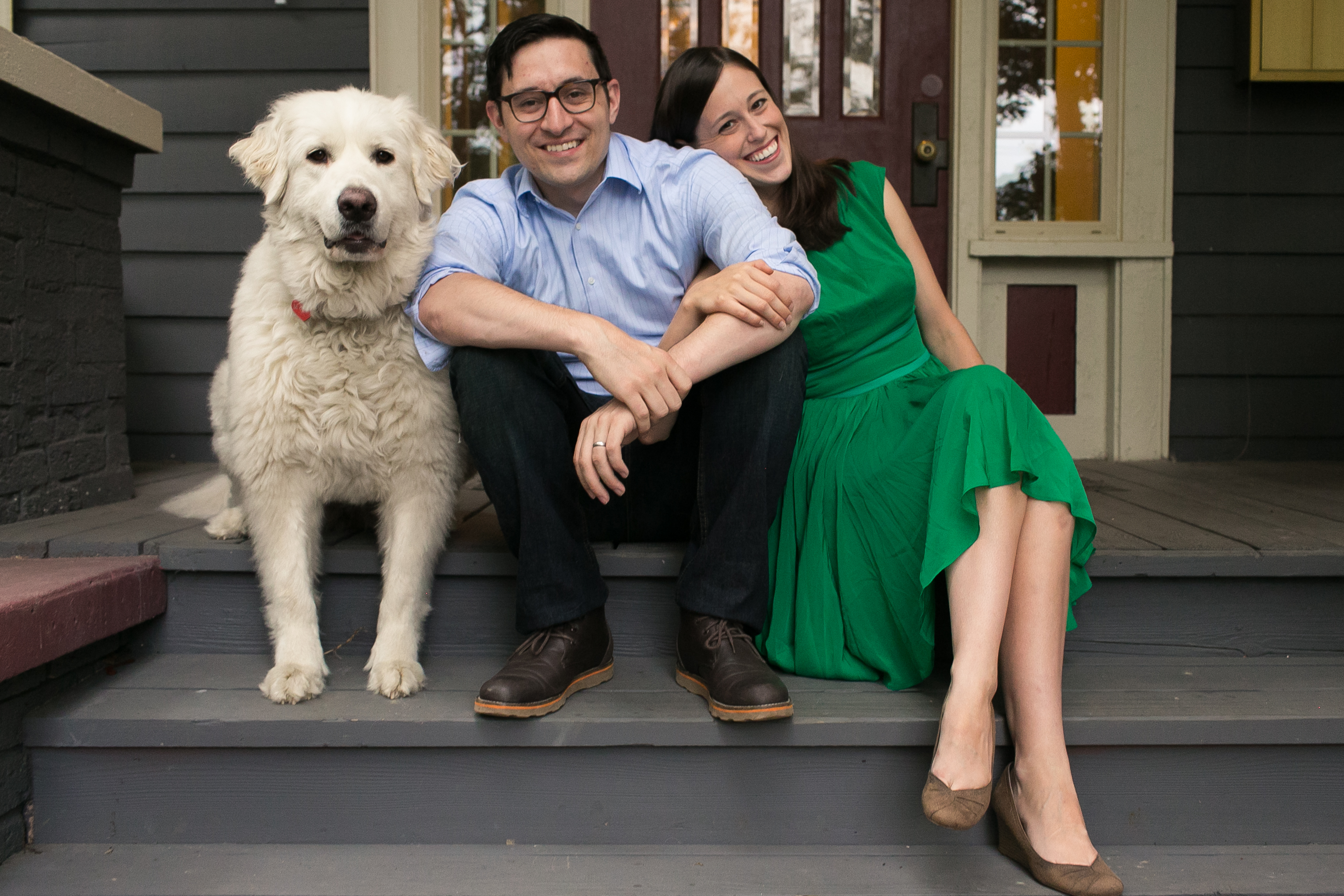 seattle family dog photographer, couple photographer