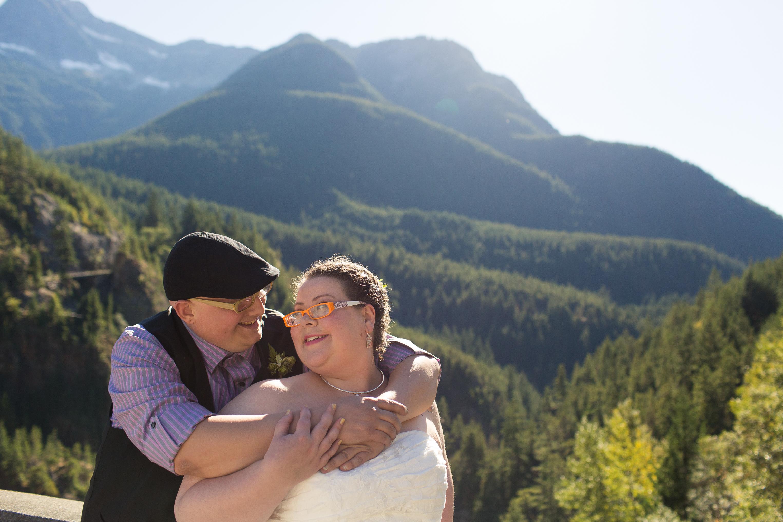 diablo lake wedding photographer