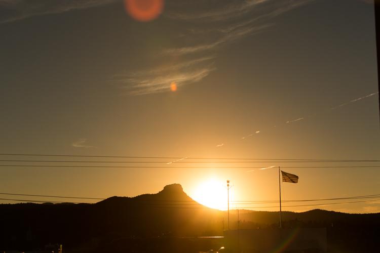 sunset prescott