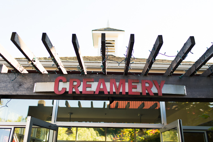The Creamery at the Pickering Barn in Issaquah, WA.