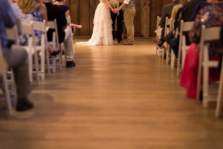 Barn wedding in Issaquah, Wa.
