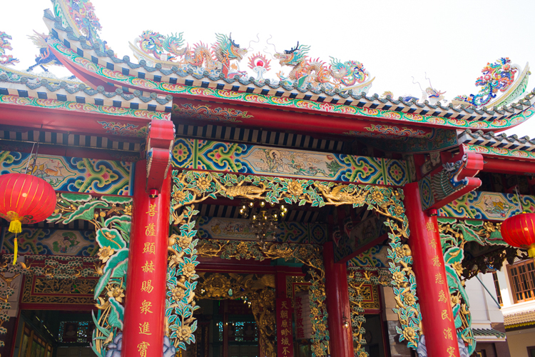 chinatown temples