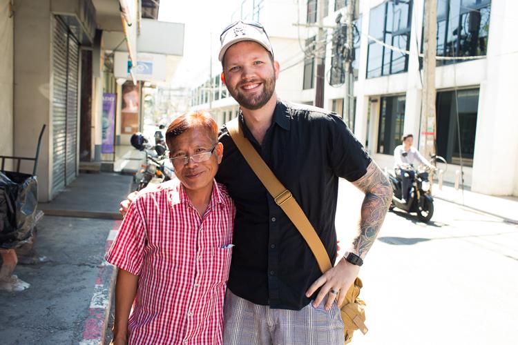 thai locals