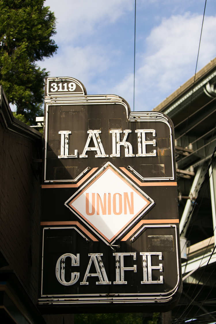 lake union cafe