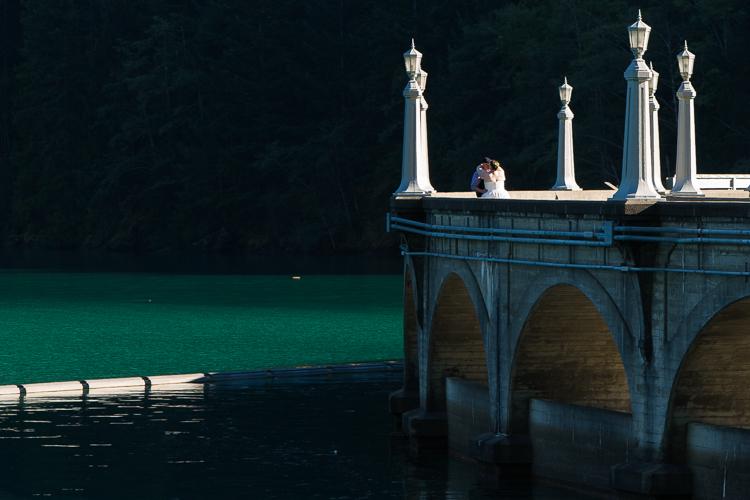 gorgeous dam