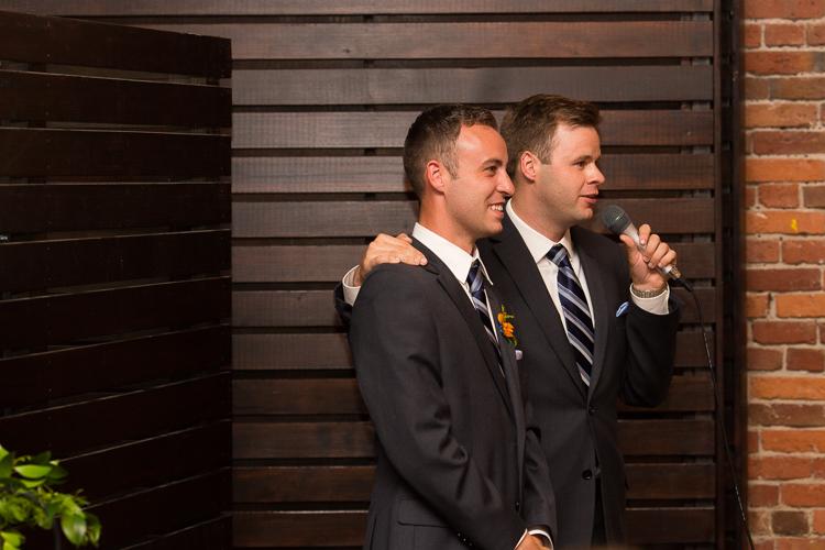 groomsmen best man toast